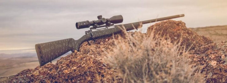 Christensen Arms Ridgeline Bolt-Action Rifle