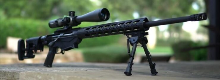 Difference Between Bergara B14 HMR and Ruger Precision Rifle