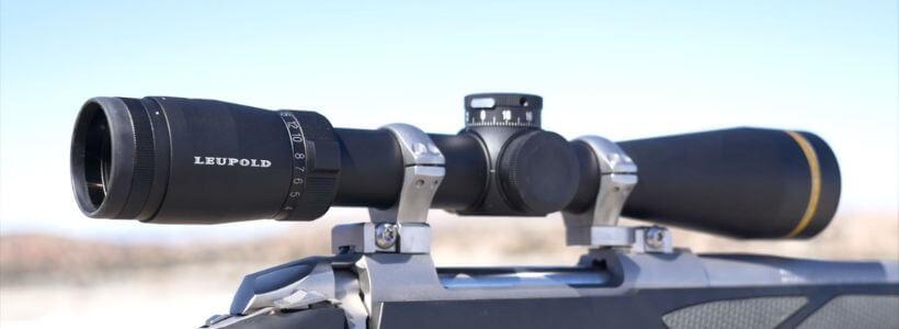 Difference Between Leupold VX6HD and VX5HD Riflescopes