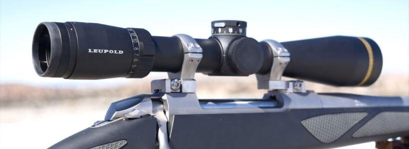 Leupold scopes