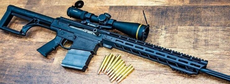 The Extreme Versatility of the .30-06 Rifle