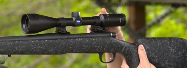 Steps for Using a Scope for Long Range Shooting