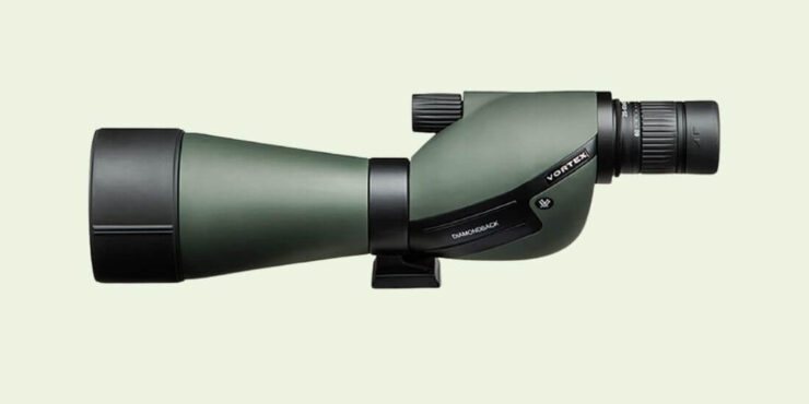 Angled vs Straight Spotting Scope