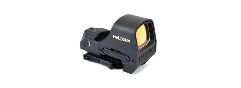 Holosun HS510C Circle Dot Open Reflex Sight