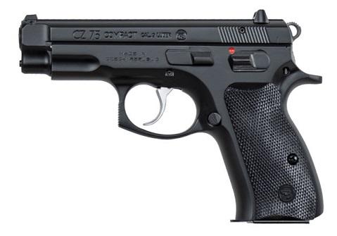 CZ 75D PCR Compact Pistol vs CZ 75 Compact Pistol