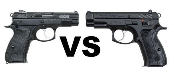 cz 75d pcr compact vs cz 75 compact