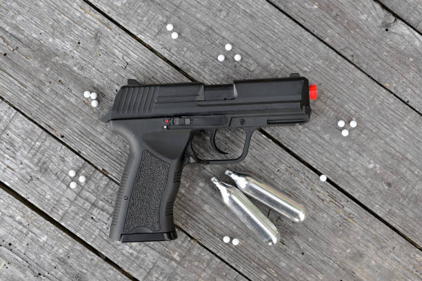 best air pistol for self defense