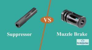 Suppressor Vs Muzzle Brake