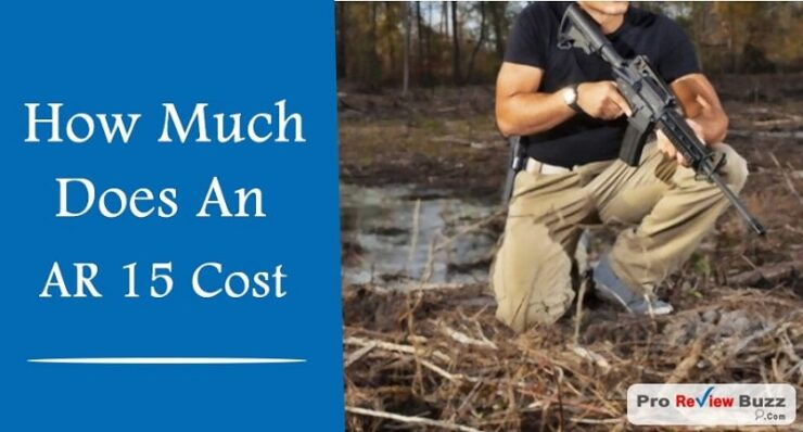 how much does an ar 15 cost