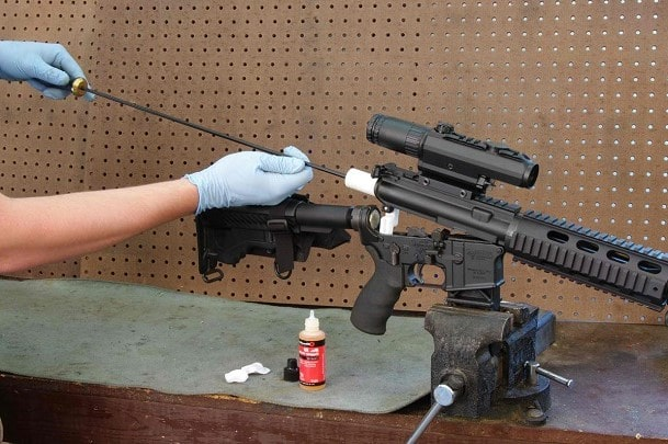 how often to clean ar15