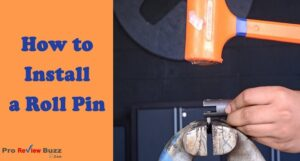 How to Install a Roll Pin