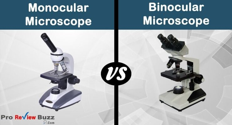 what is the difference between monocular and binocular