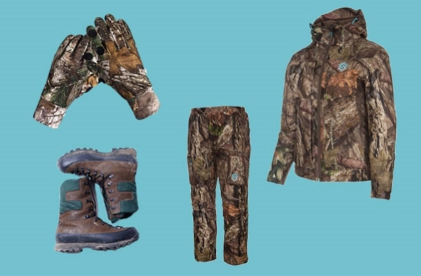 how to wash hunting clothes