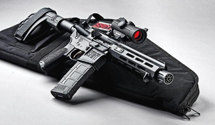 Optic For AR Pistol