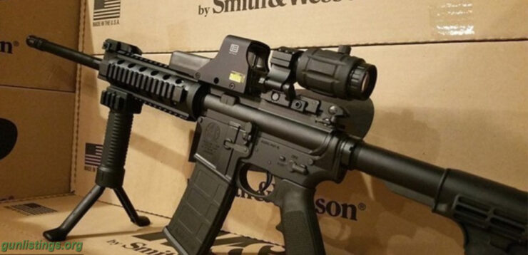 Scope for M&P Sport 2