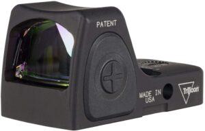 Trijicon RMRcc Sight Adjustable LED Red Dot, 3.25 MOA